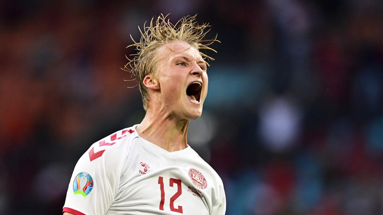 Denmark vs Wales Highlights Euro 2020 Round of 16