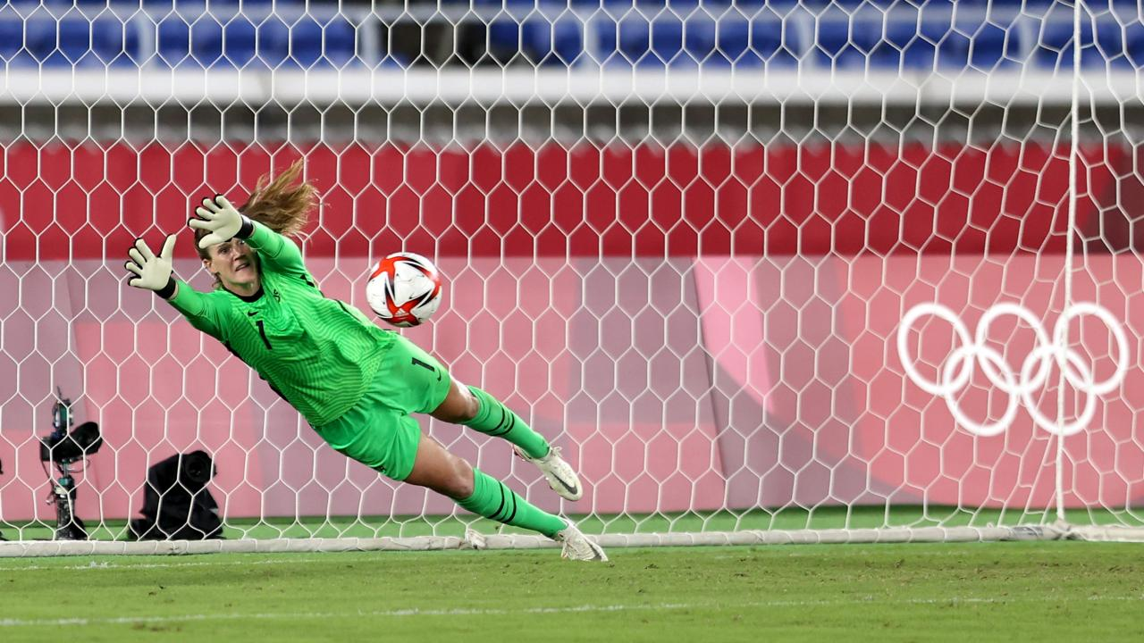 USWNT vs Netherlands Highlights Olympics Quarterfinal Tokyo 2020