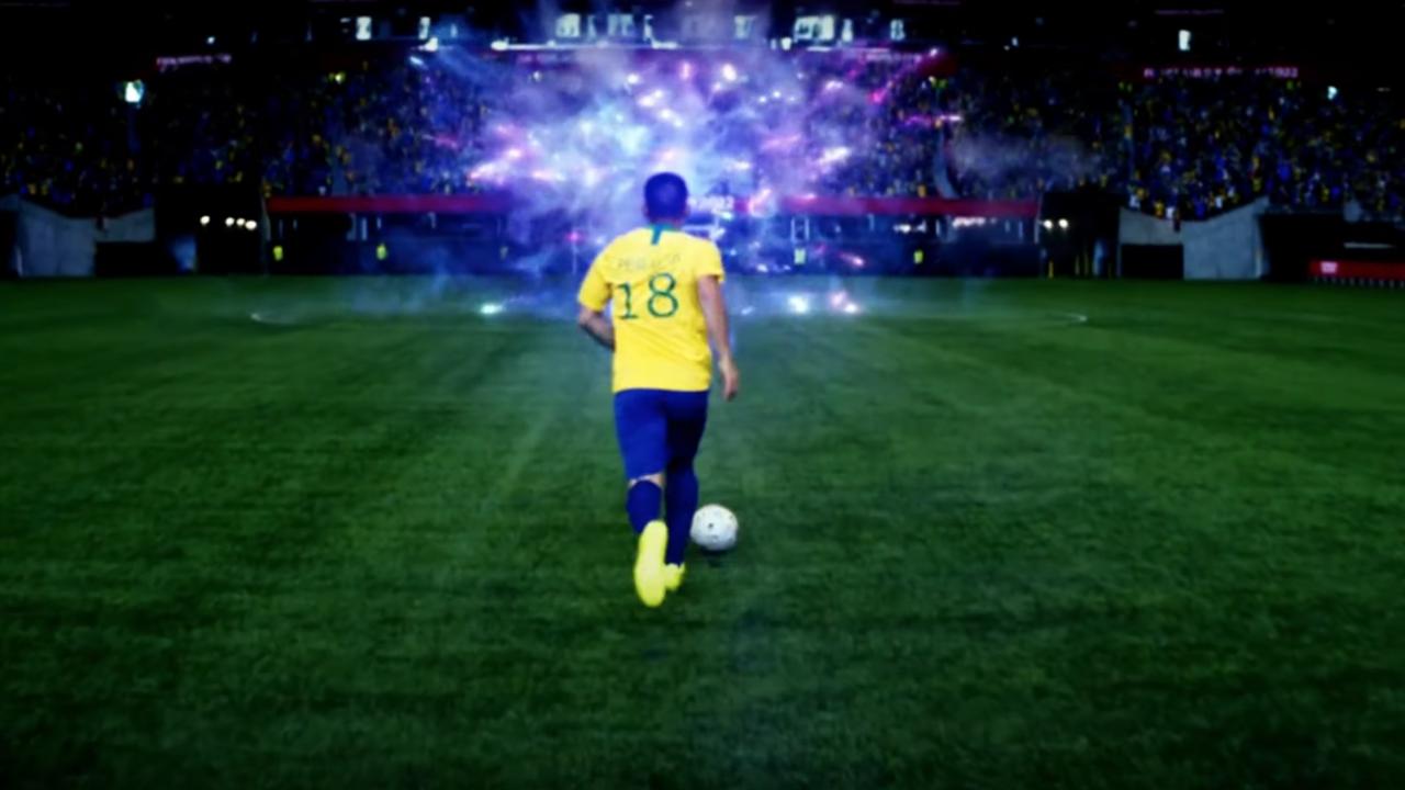 Tomorrow War Soccer Scene