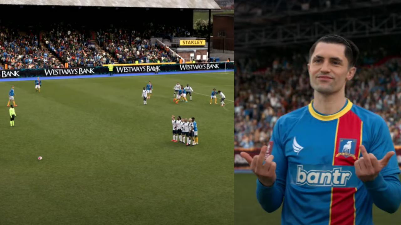 Jamie Tartt Goal vs Tottenham