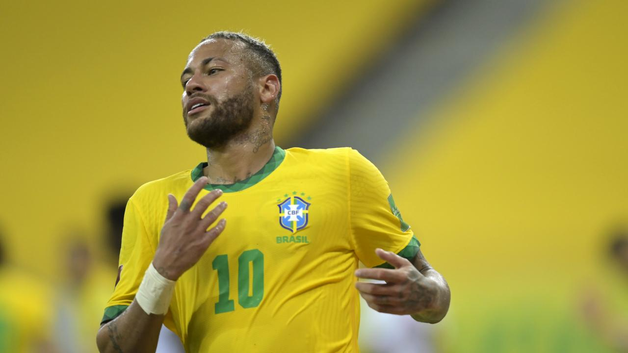 Neymar Fat Shaming