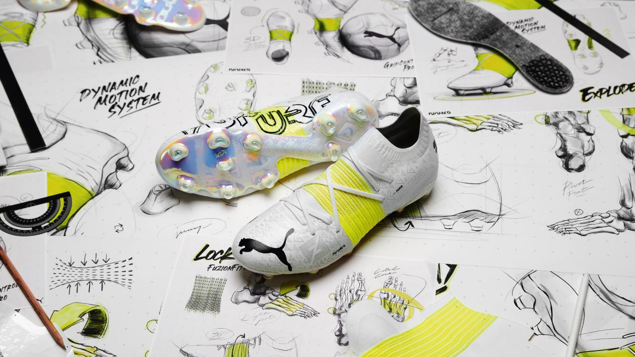 Neymar PUMA cleats: FUTURE Z 1.1