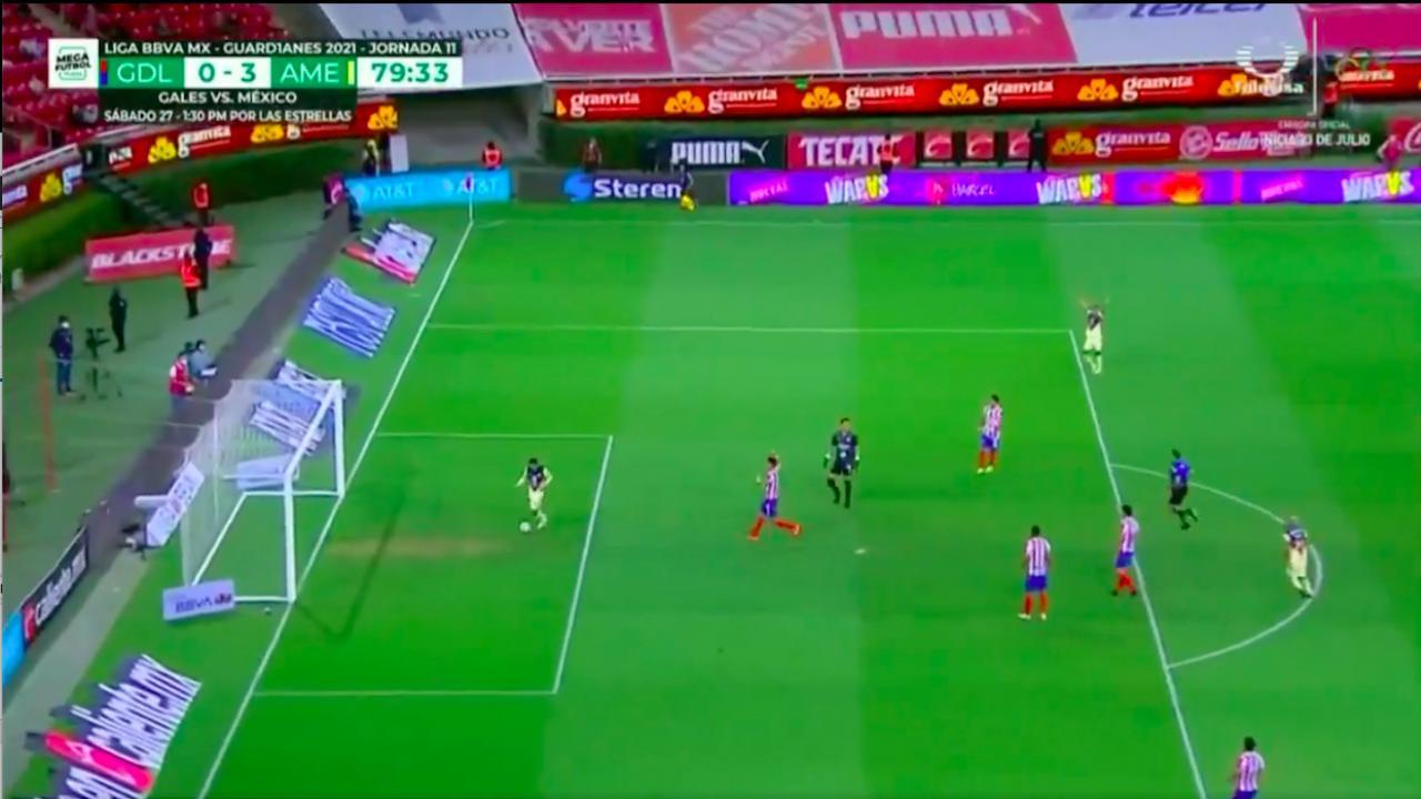 America vs Chivas 2021