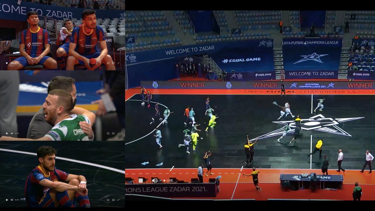 2021 Futsal Champions League final