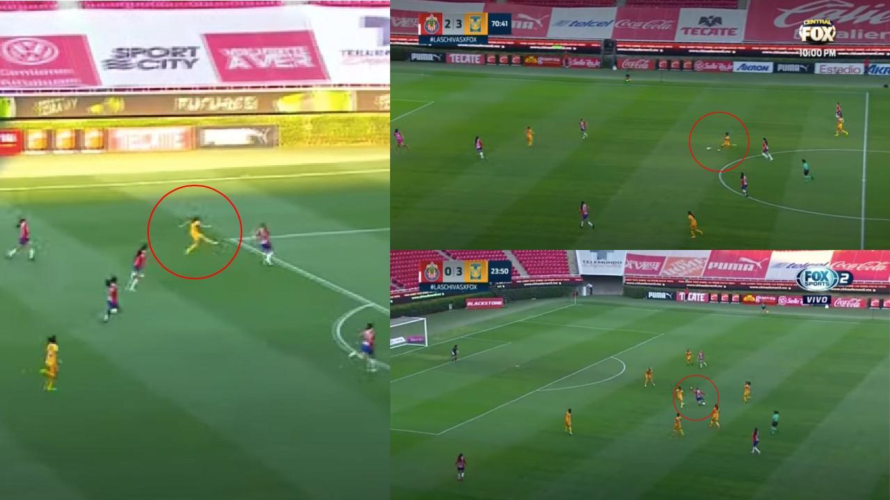 Liga MX Femenil: Chivas vs Tigres