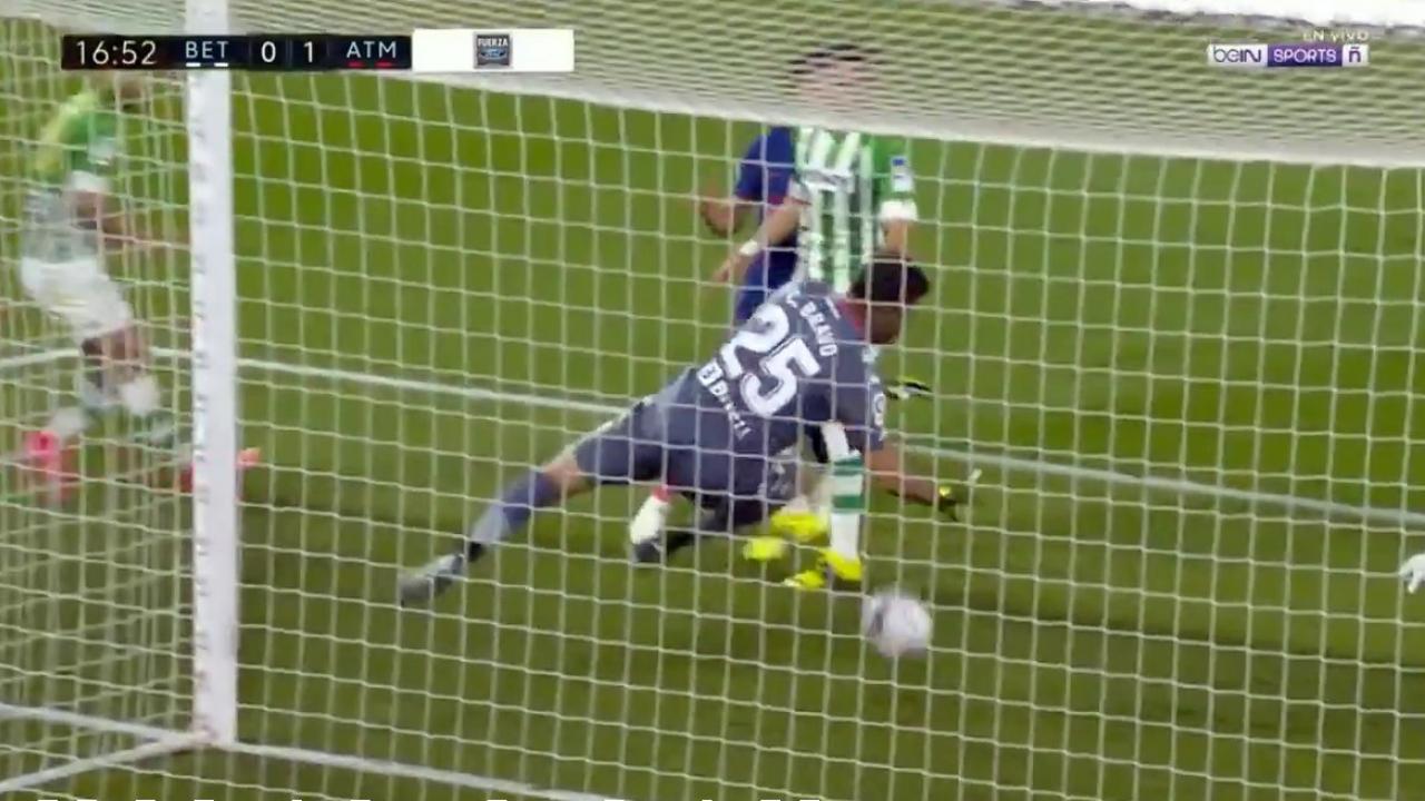 Betis vs Atlético de Madrid