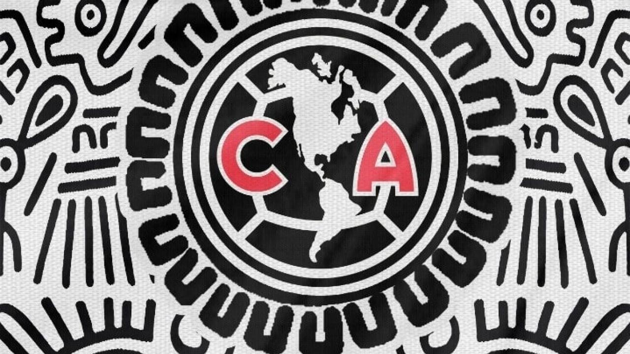 Club America third jersey