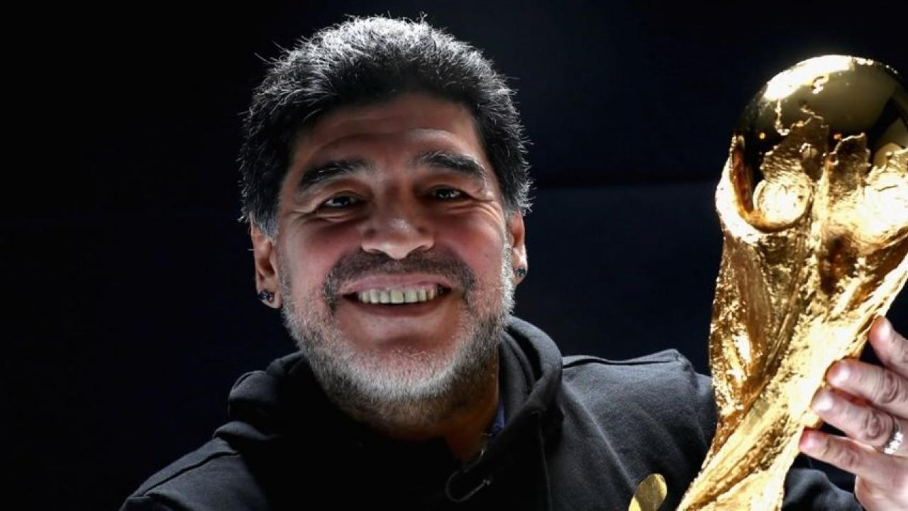 Diego Maradona Will End His 22 Year Us Travel Ban By Speaking At Harvard