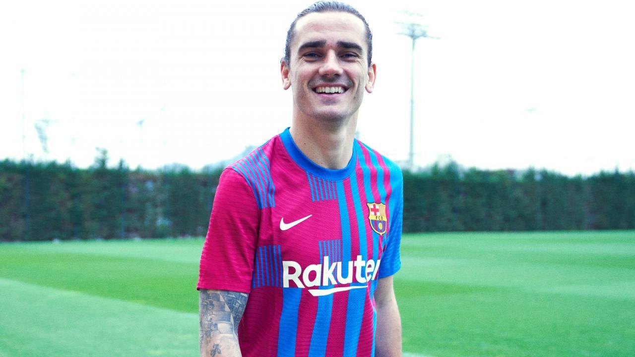 New Barcelona Kit