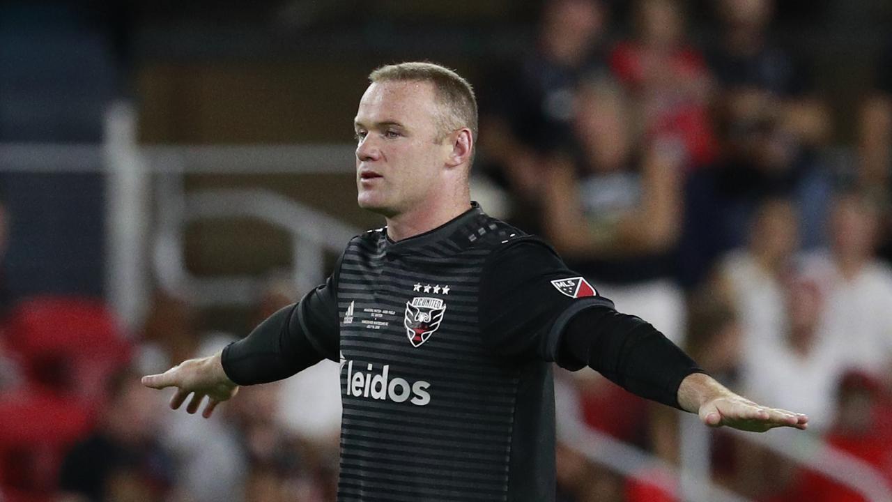 Wayne Rooney free kick vs Portland Timbers
