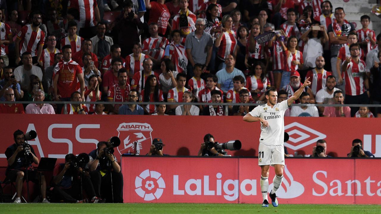 Gareth Bale vs Girona