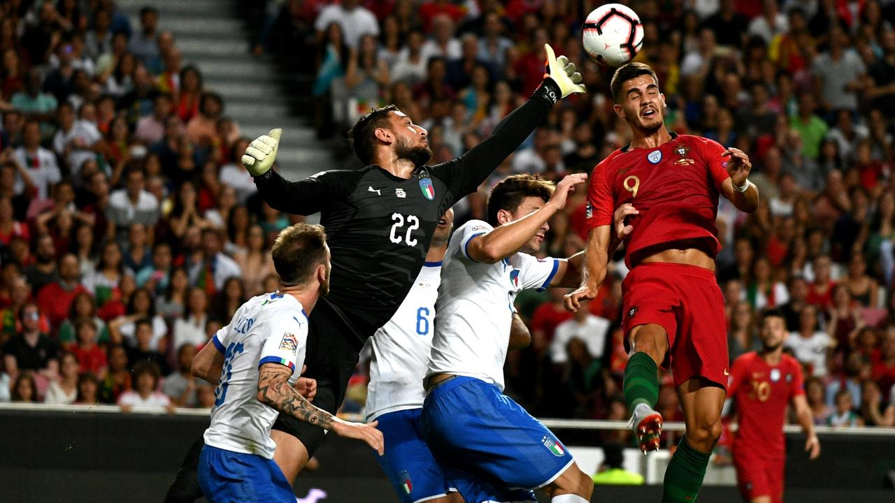 Portugal vs Italy highlights