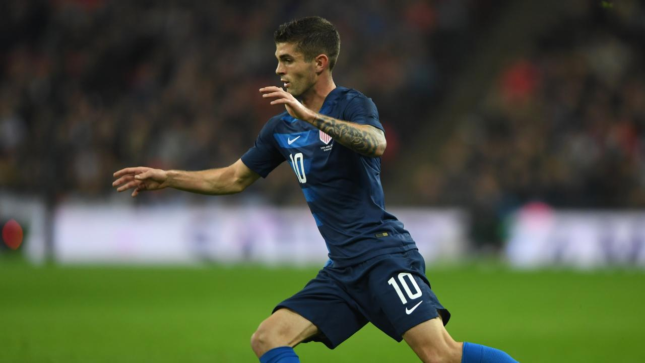 Christian Pulisic transfer to Arsenal