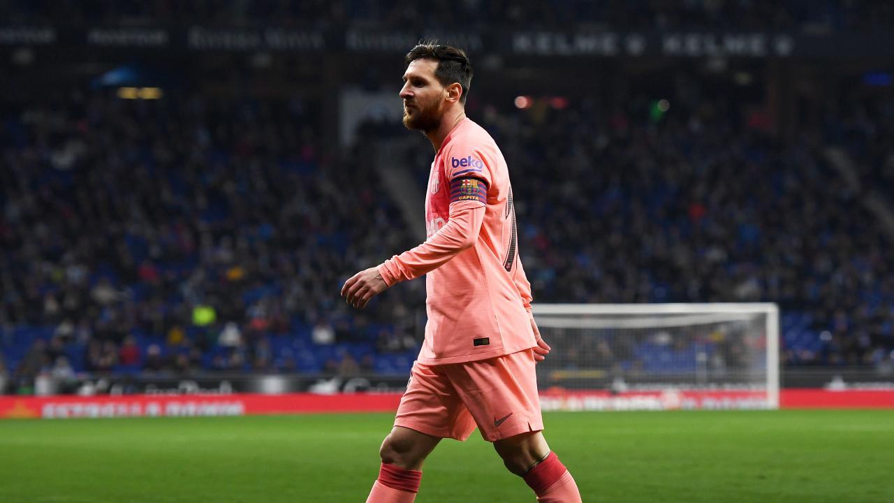 Lionel Messi interview 2018