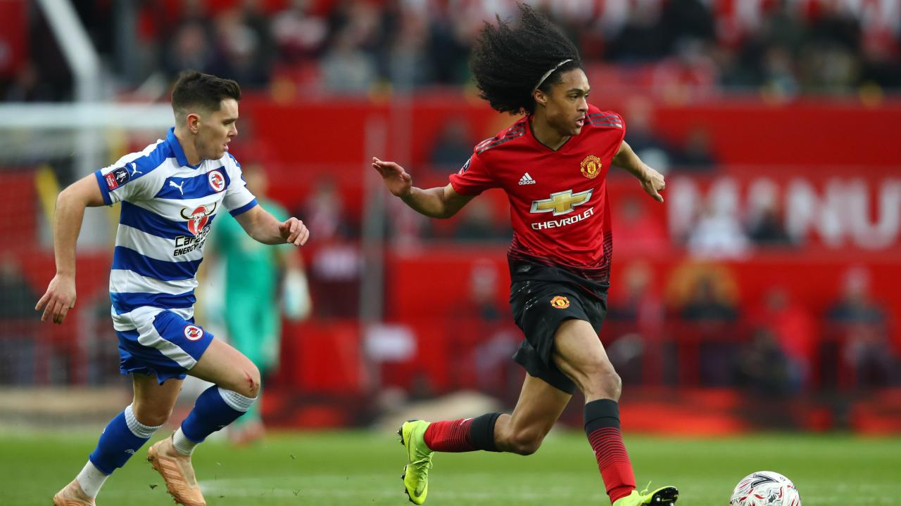 Tahith Chong debut vs Reading