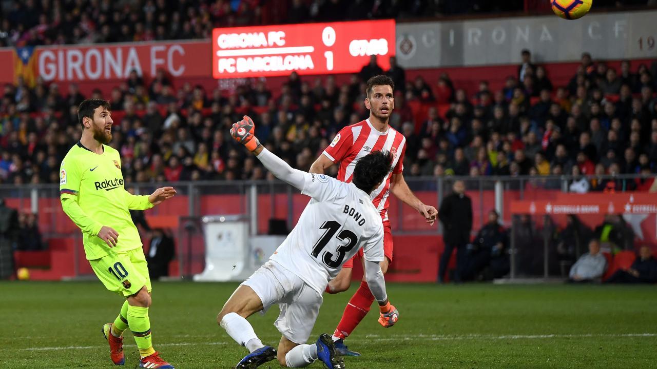 Lionel Messi chip