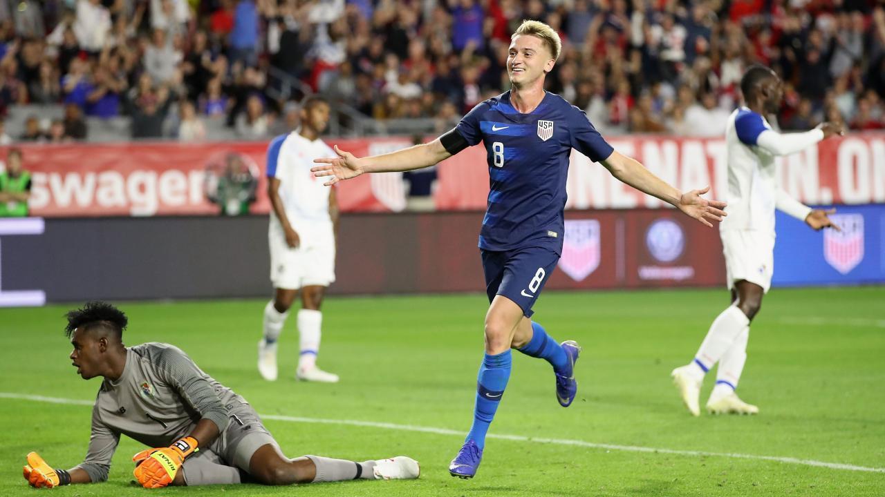 Djordje Mihailovic Goal vs. Panama