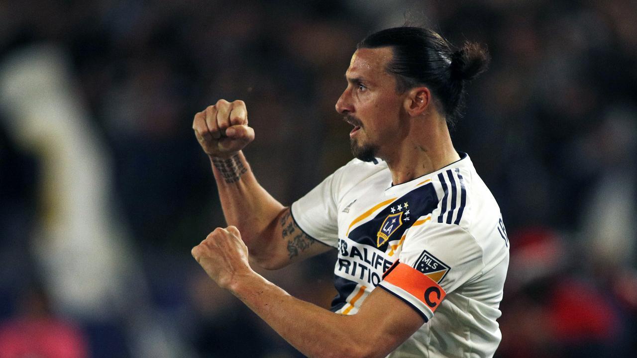 LAFC vs LA Galaxy highlights