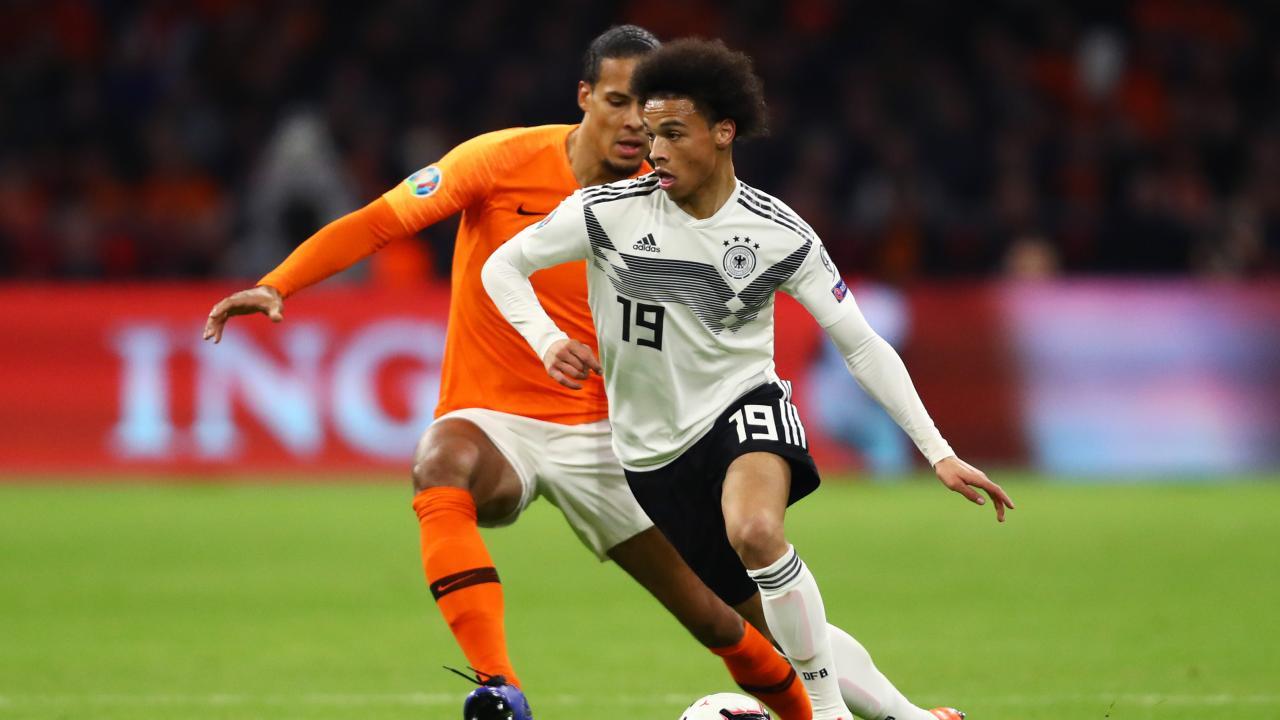 Germany vs Netherlands 2019 highlights