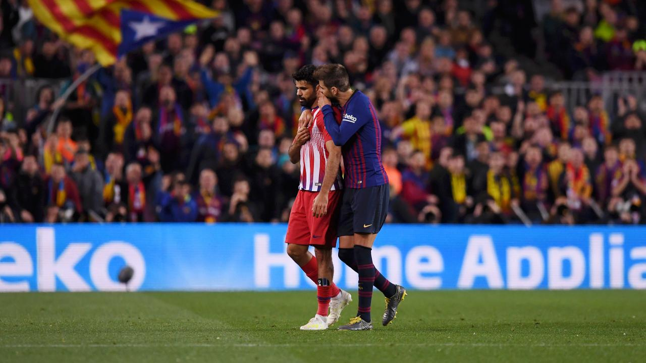 Diego Costa ban