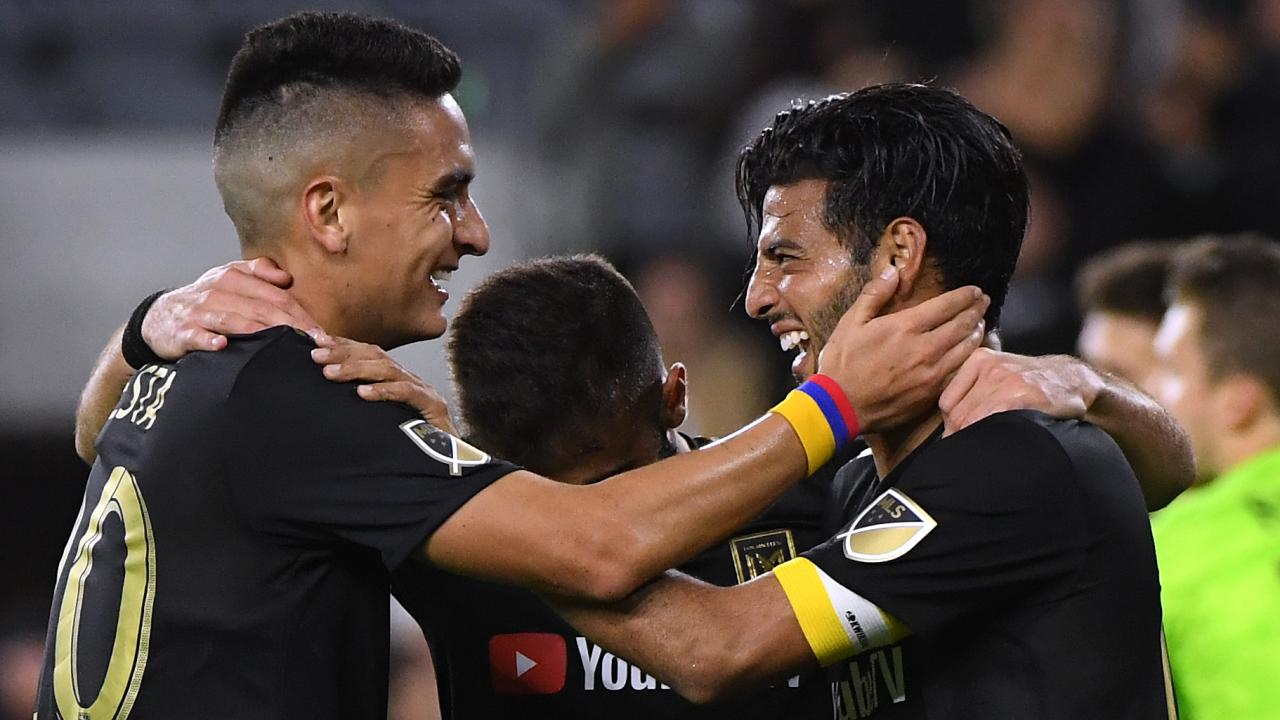 MLS playoff picture 2019