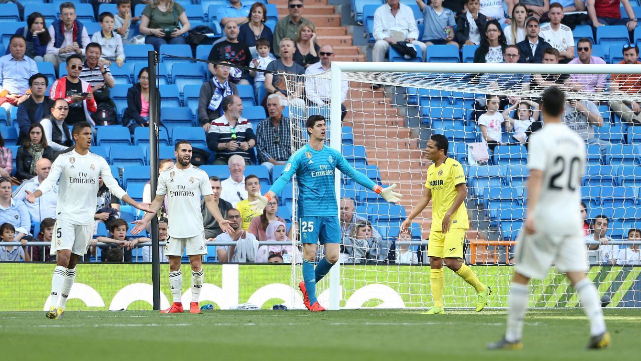 Real Madrid attendance 2018-19