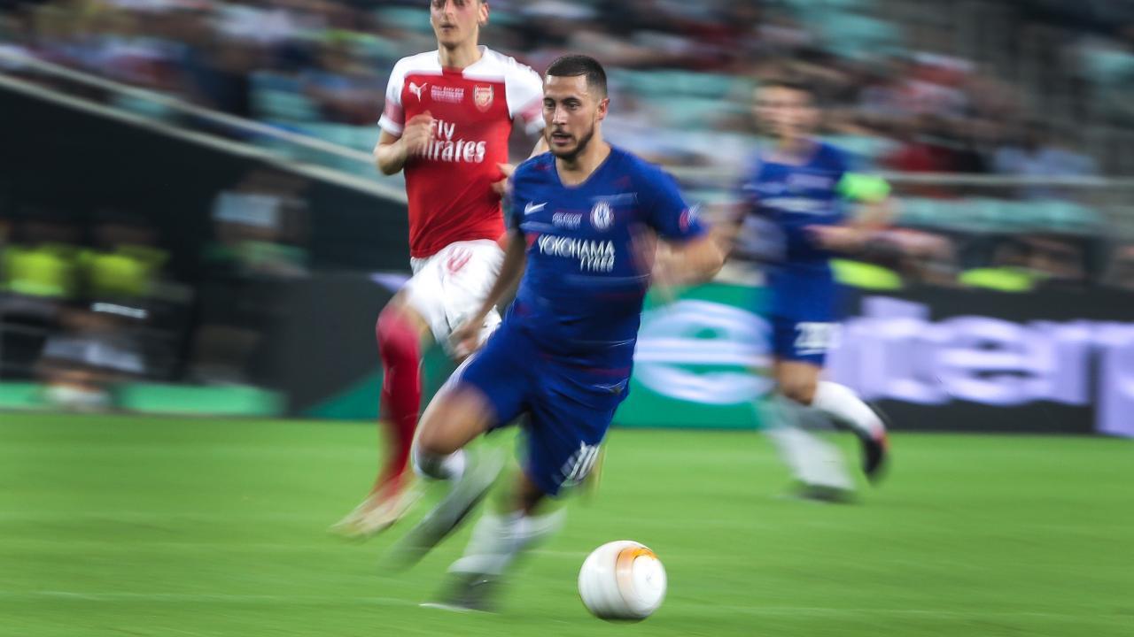 Eden Hazard Real Madrid transfer fee