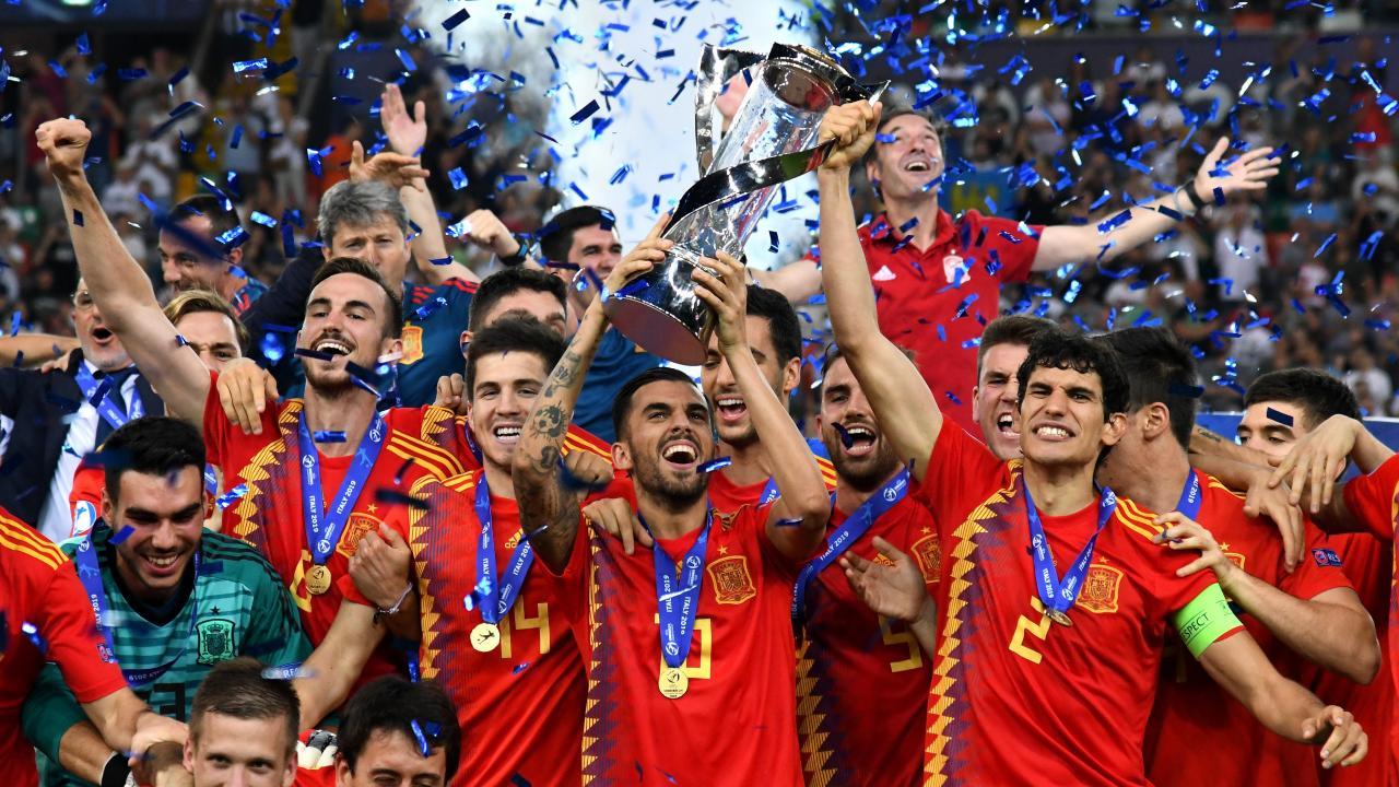 Spain U21 Euro 2019 squad
