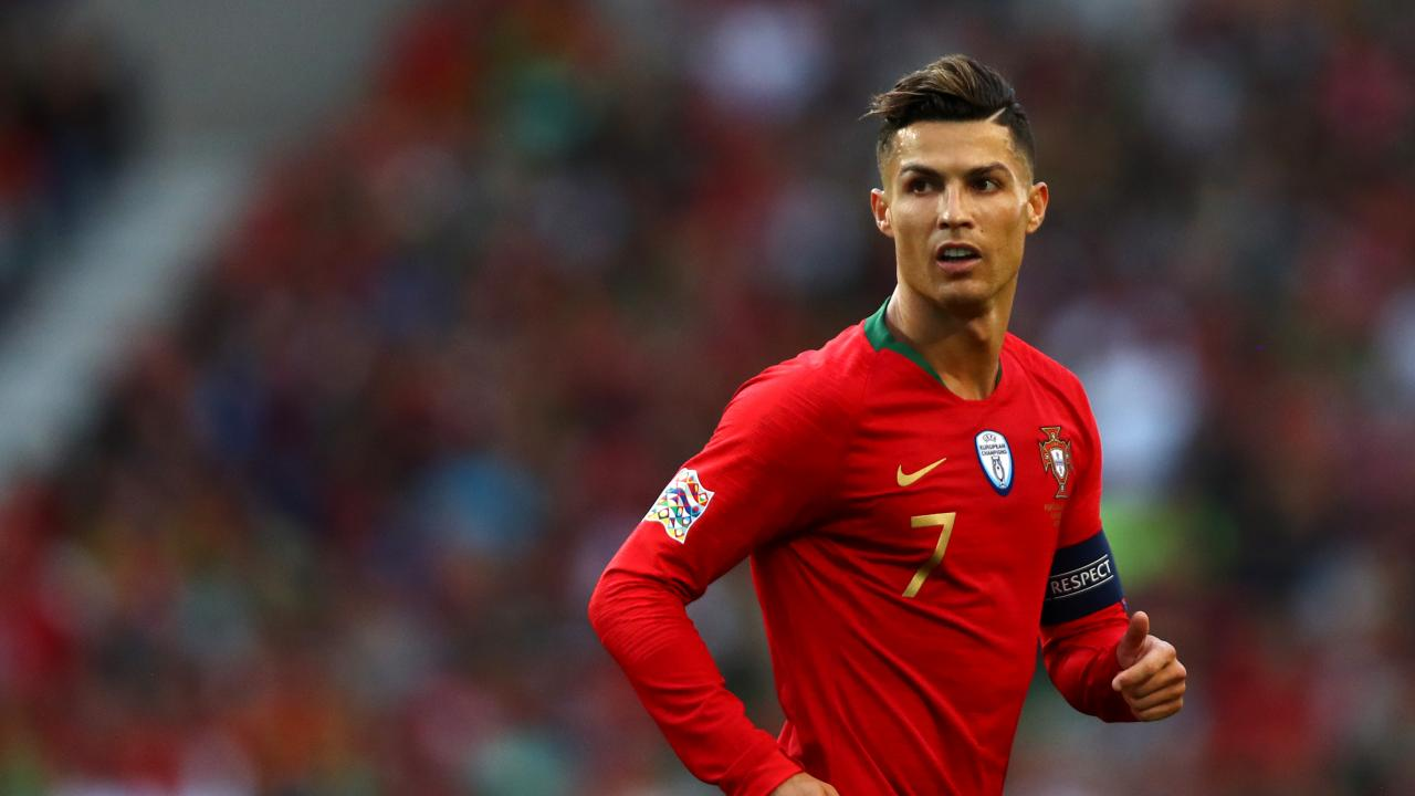 Cristiano Ronaldo four-goal game