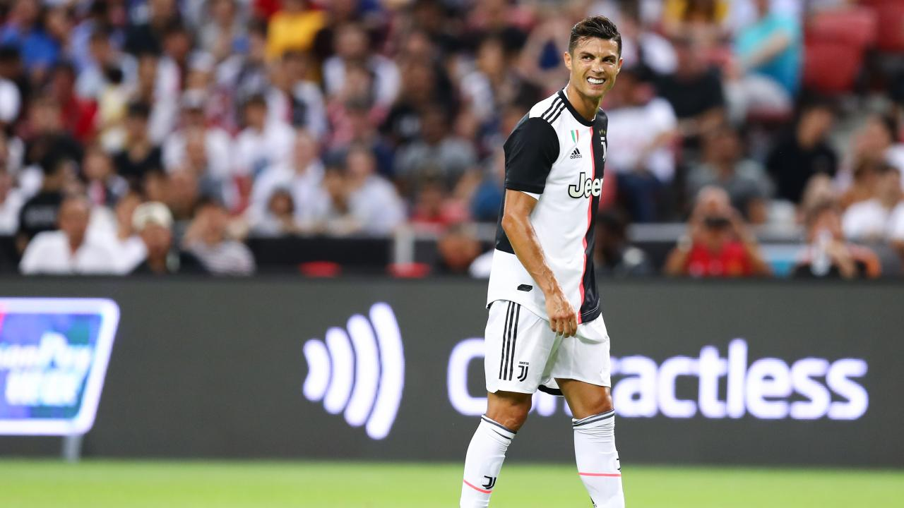 Cristiano Ronaldo South Korea