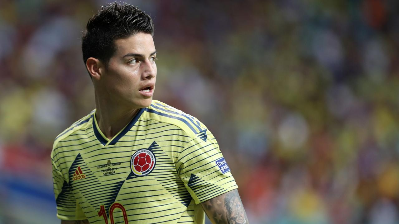 James Rodriguez net worth 2019