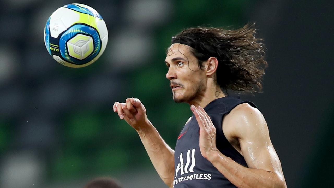 Edinson Cavani LA Galaxy transfer