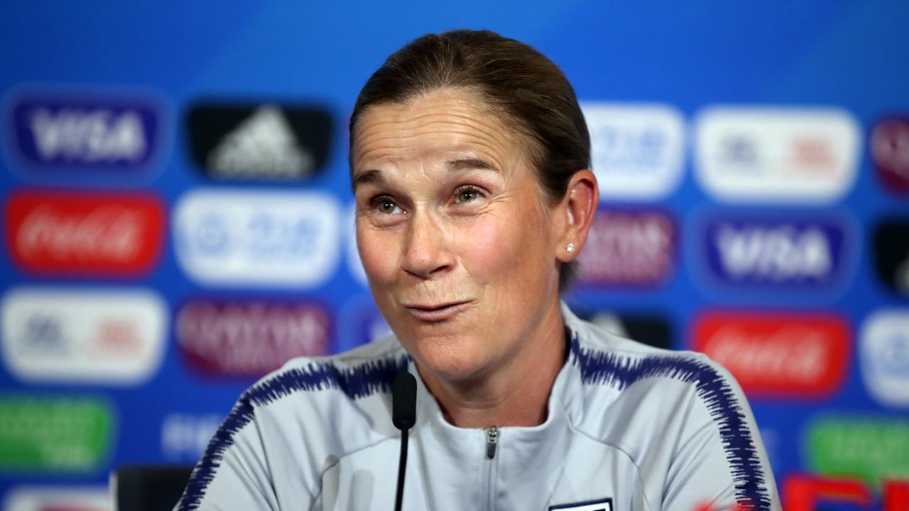 USWNT spygate against England