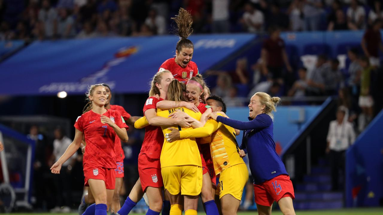 Women's World Cup Final date and time