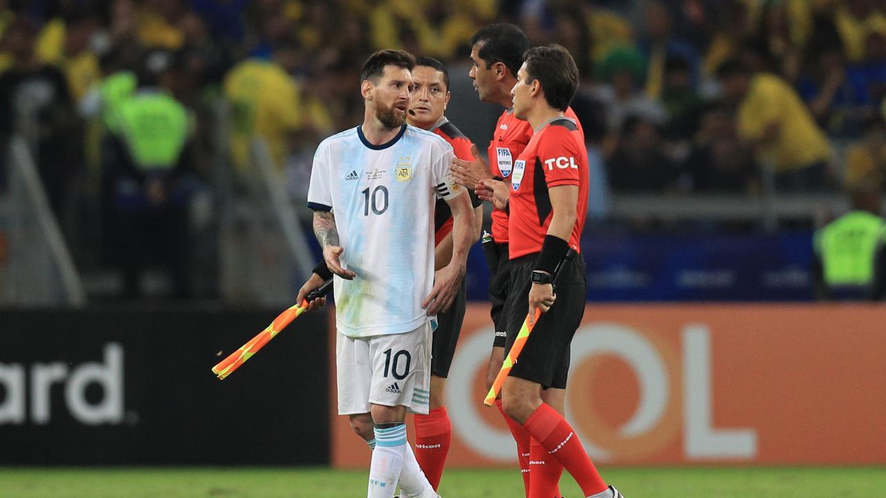 Lionel Messi Copa America 2019