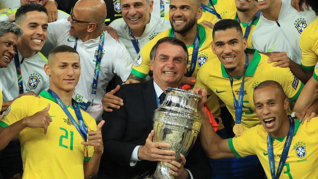 Copa América Brasil 2021