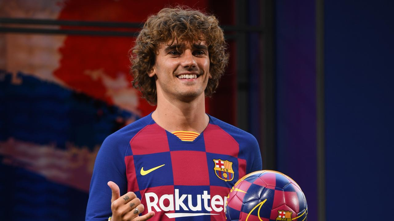 Antoine Griezmann net worth 2019
