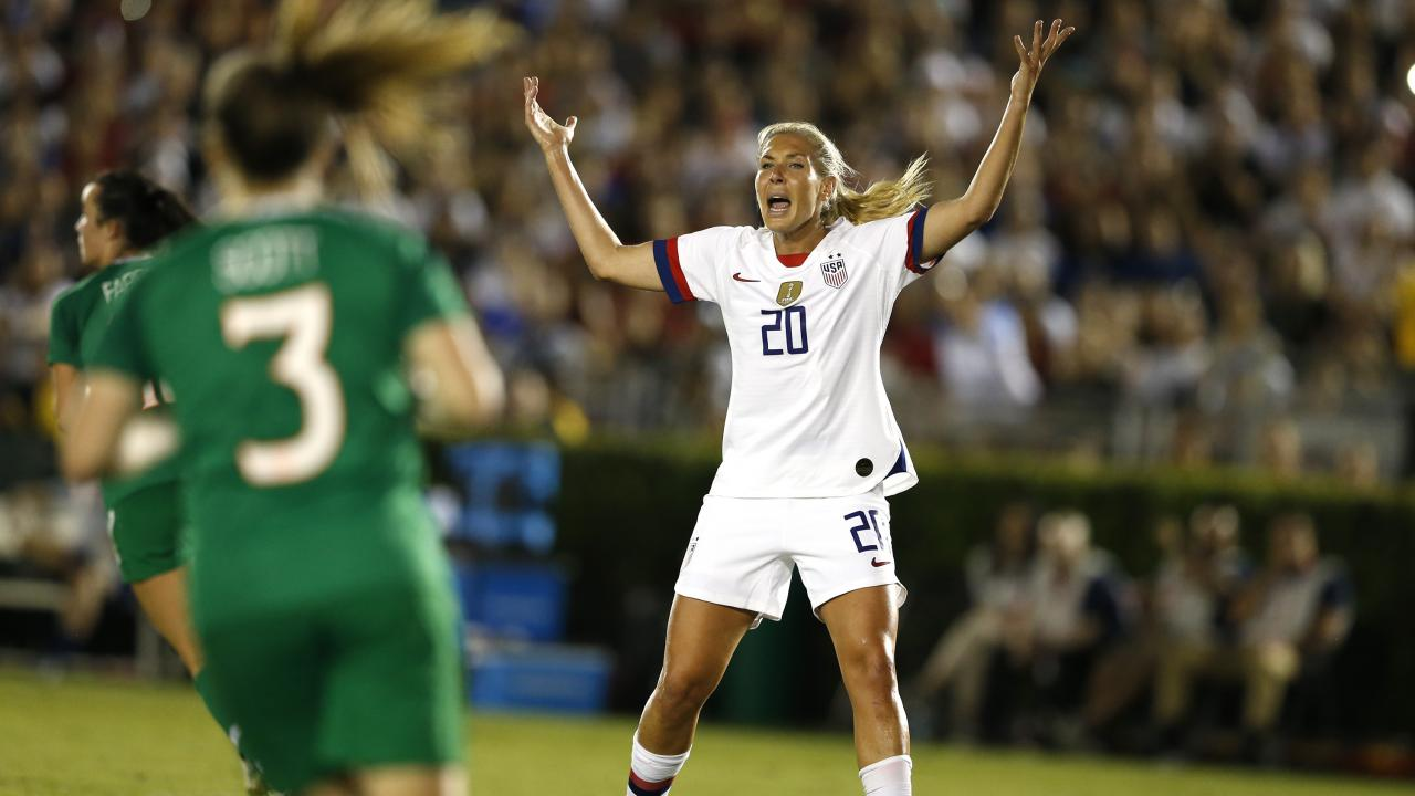 USWNT roster cuts