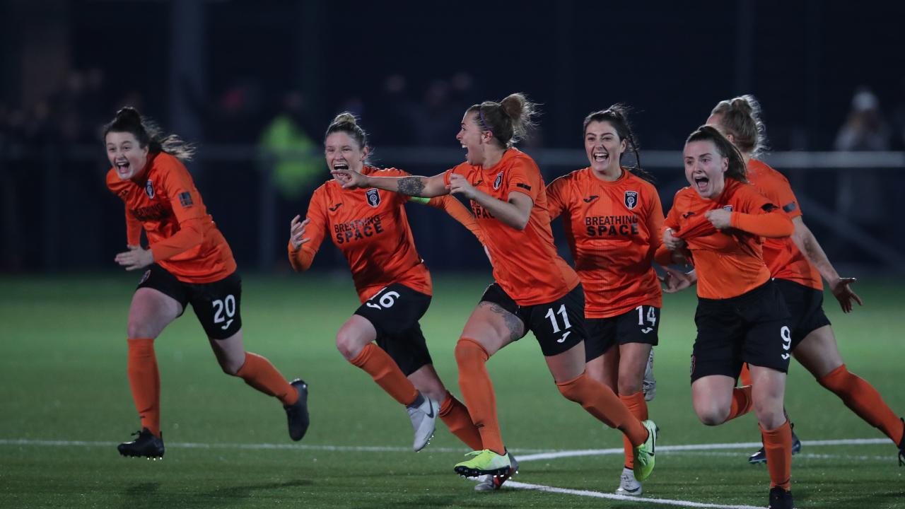 Glasgow City American players