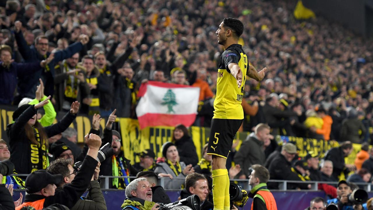 Borussia Dortmund vs Inter Milan highlights