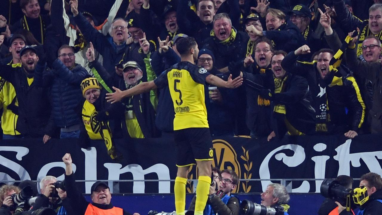 Borussia Dortmund vs Paderborn highlights