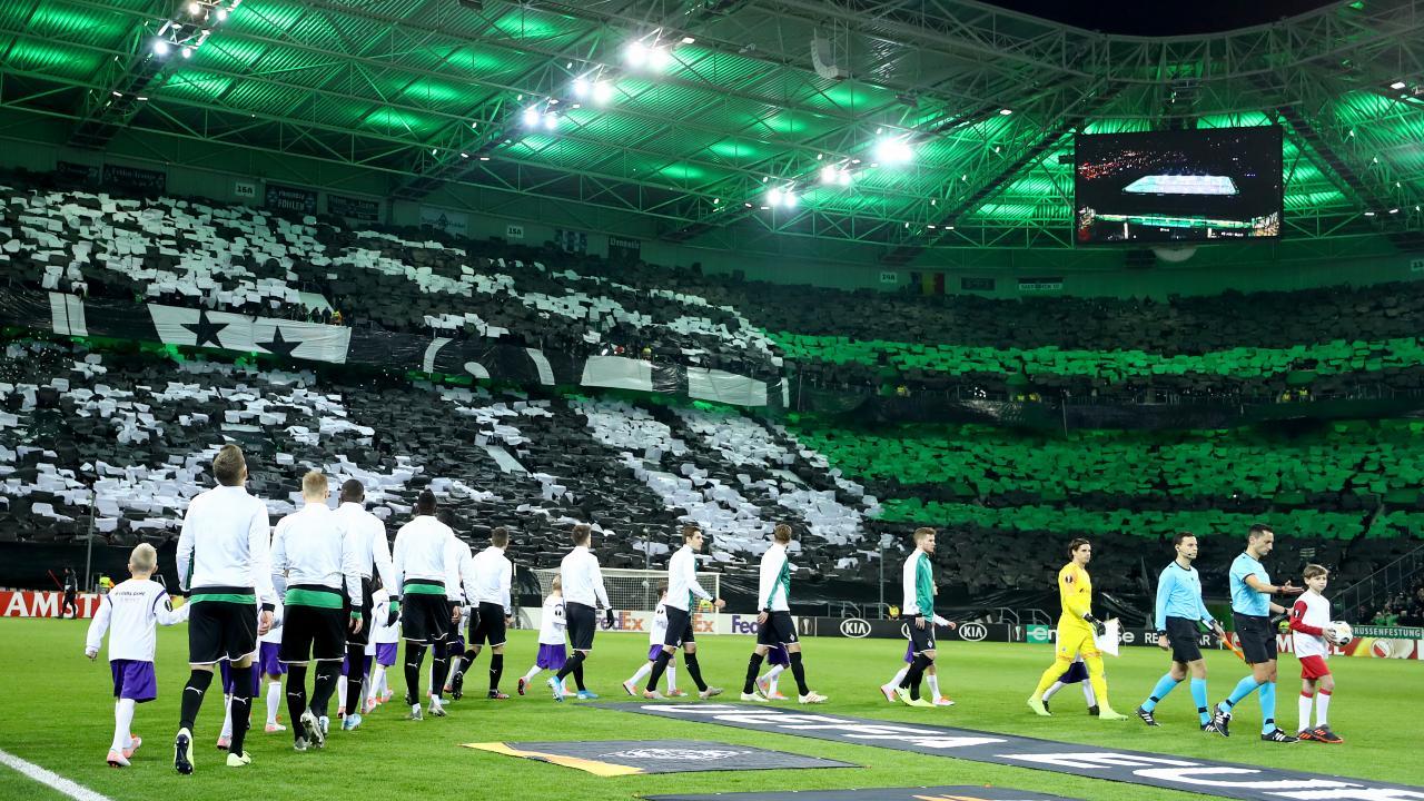 Bundesliga behind closed doors