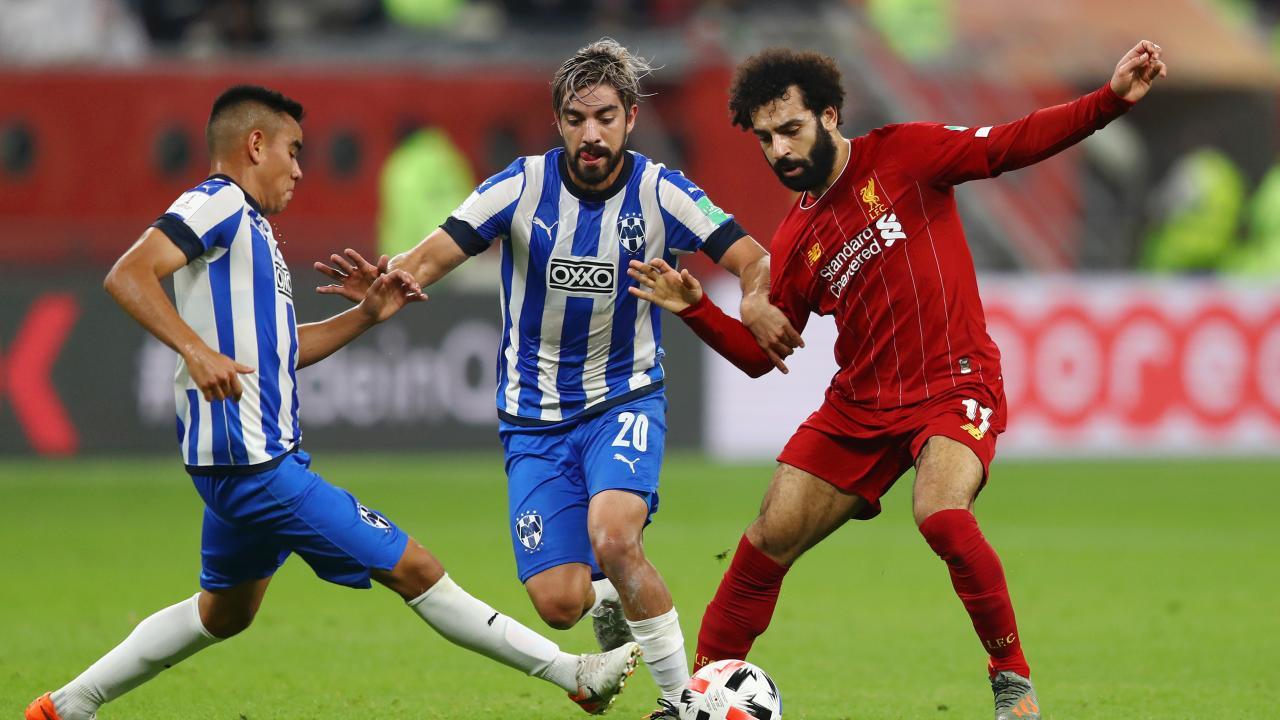 Liverpool vs Monterrey highlights