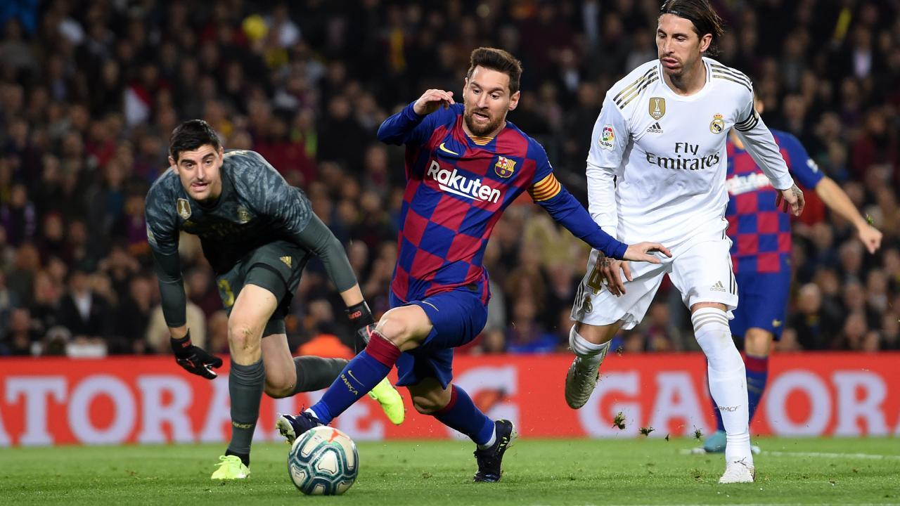 2019 Barcelona vs Real Madrid highlights