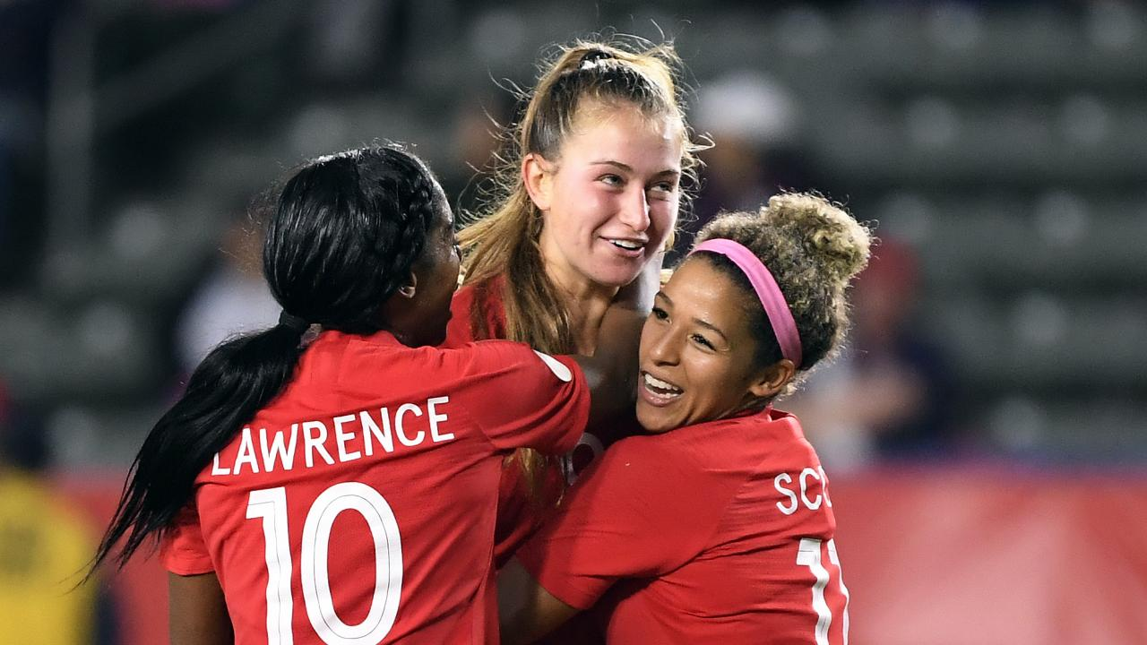 Canada's SheBelieves Cup squad