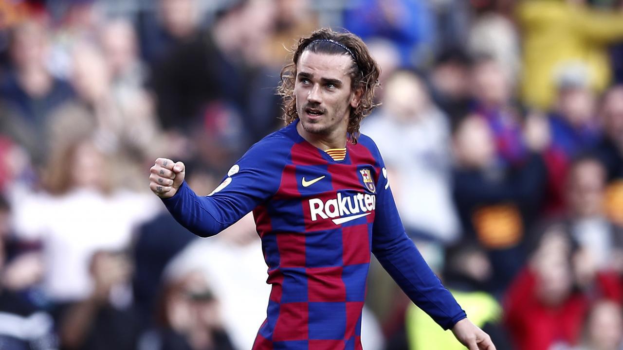 Potential Barcelona Starting 11 2020