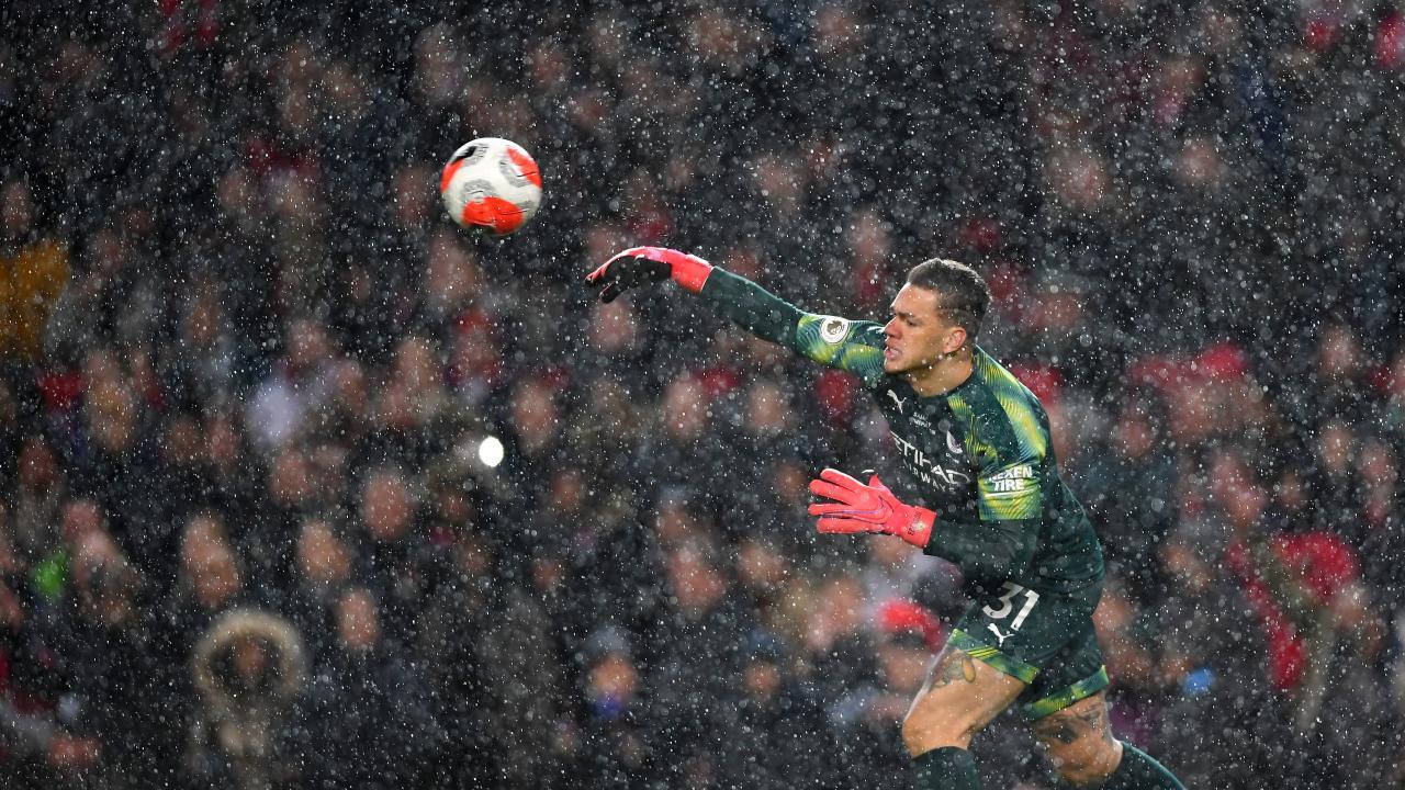 Premier League football return