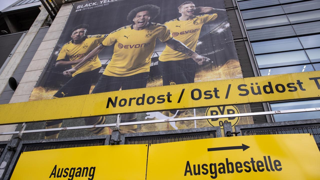 When will Bundesliga resume?