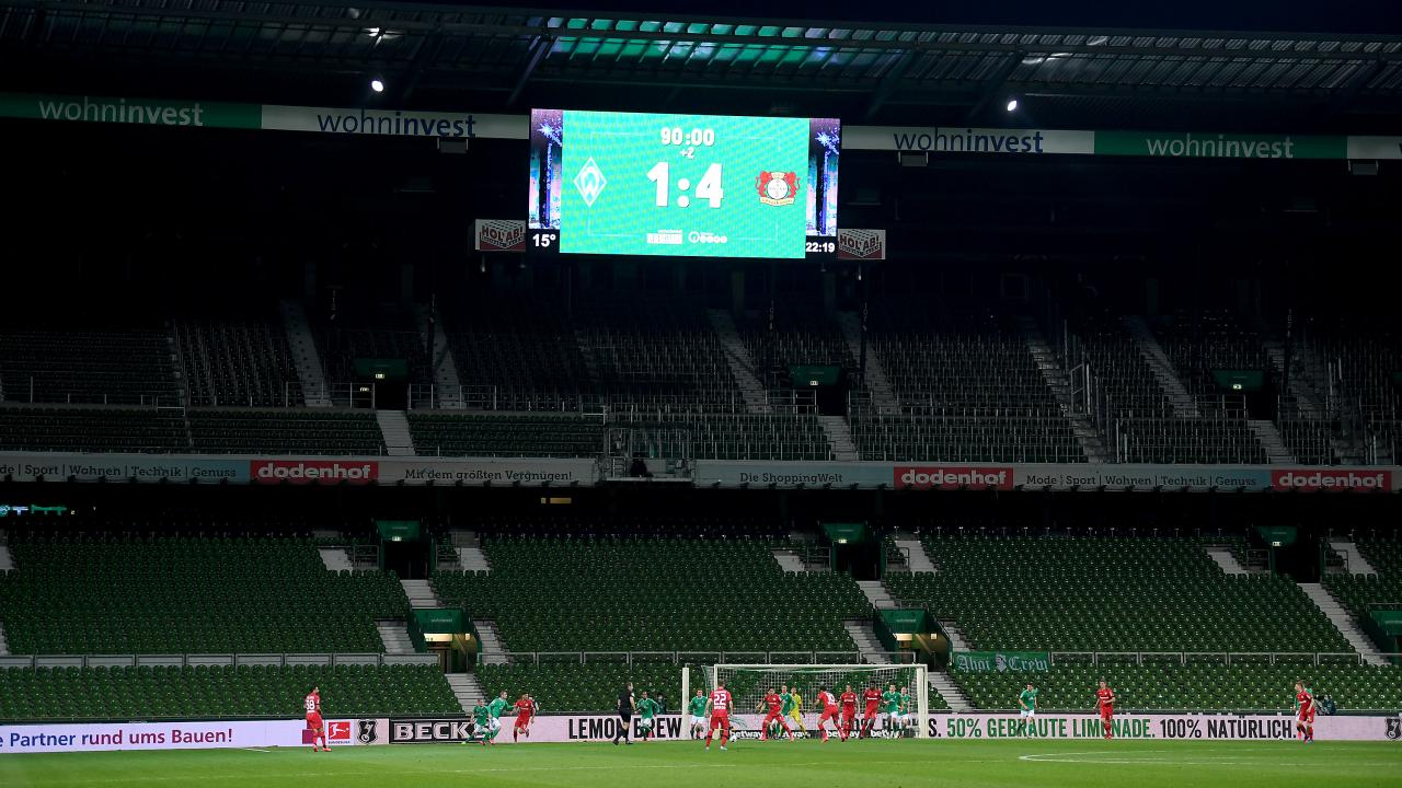 Werder vs Leverkusen highlights
