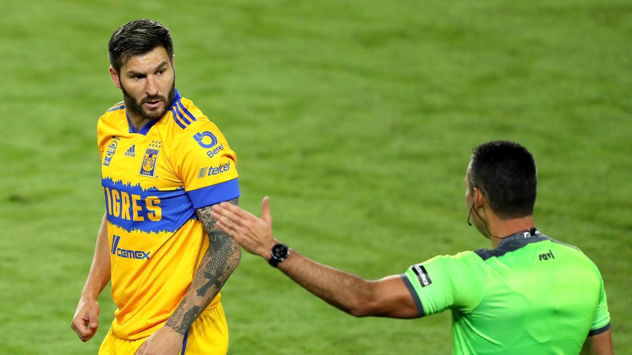 Tigres vs LAFC